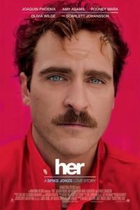 Figura 1: Pôster Oficial do Filme Her (2013)